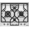 Plita incorporabila Smeg Domino Classica PGF32G, 30 cm, plita gaz, 2 arzatoare, sistem siguranta Stop-Gaz, inox