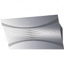 Hota design Baraldi Pratika 01PRA090STB70, 90 cm, 700 m3/h, inox