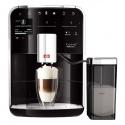 Espressor automat Melitta Caffeo Barista TS, Sistem Cappuccino, Autocuratare, 15 Bar, 1.8 l, Carafa lapte, Negru