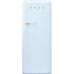 Frigider cu 1 usa SMEG FAB28LAZ1, No Frost, Clasa A++, 222L, albastru pastel
