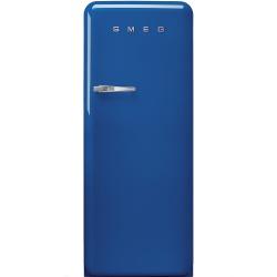 Frigider cu 1 usa SMEG FAB28LBL1, No Frost, Clasa A++, 222L, albastru