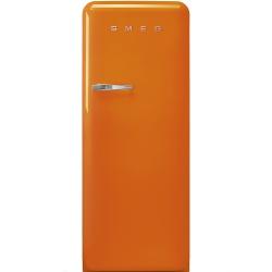 Frigider cu 1 usa SMEG FAB28RO1, No Frost, Clasa A++, 222L, portocaliu