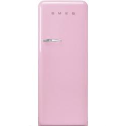 Frigider cu 1 usa SMEG FAB28RRO1, No Frost, Clasa A++, 222L, roz