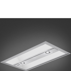 Hota tavan Smeg Universal KSEG120XE-2, 120 cm, 800 m3/h, inox