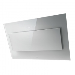 Hota decorativa Elica Sense MajesticBL/A/90, 90 cm, 603 m3/h, sticla neagra