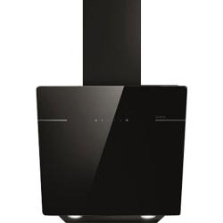 Hota decorativa Elica L'Essenza BL/90, 90 cm, 691 m3/h, sticla neagra