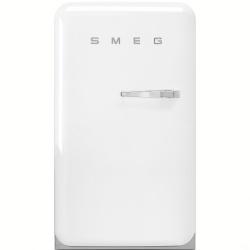 Frigider cu 1 usa sub blat Retro SMEG FAB10LB, Clasa A+, 120L, alb