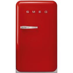Frigider cu 1 usa Retro SMEG FAB10HLR, Clasa A+, 130L, rosu