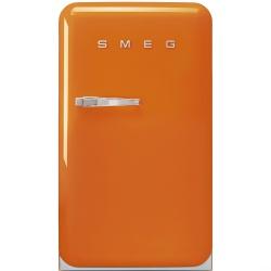 Frigider cu 1 usa Retro SMEG FAB10LO, Clasa A+, 120L, portocaliu