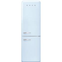 Combina frigorifica SMEG FAB32LRN1, No Frost, Clasa A++, 304L, rosu