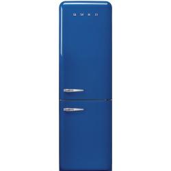 Combina frigorifica SMEG FAB32RAZN1, No Frost, Clasa A++, 304L, albastru deschis