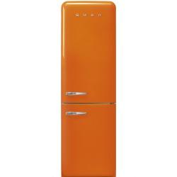 Combina frigorifica SMEG FAB32RNEN1, No Frost, Clasa A++, 304L, negru