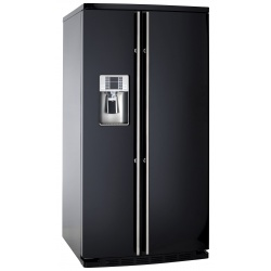 "Side by side IOMABE Exclusive ""V"" Series ORE30VGFSS, clasa A+, 692 l, No Frost, Inox"