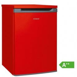 Frigider cu 1 usa Retro SMEG FAB10RR, Clasa A+, 120L, rosu