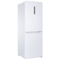 Combina frigorifica Haier C3FE632CSJ, 311 l, Clasa A+, No Frost, H 177 cm, Inox