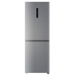 Combina frigorifica Haier C3FE844CGJ, 450 l, Clasa A+++, Total No Frost, 70 cm, Inox