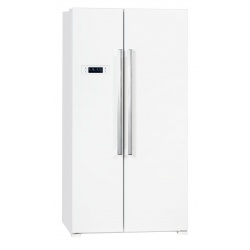 Side by Side Exquisit SBS550-4A, Clasa A+, 517L, No Frost, inox