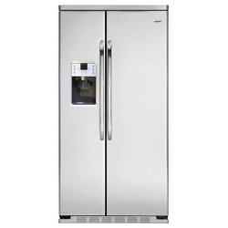 Side by side incorporabil IOMABE Global Series ORGS2DFFSS, clasa A+, 549 l, No Frost, Inox
