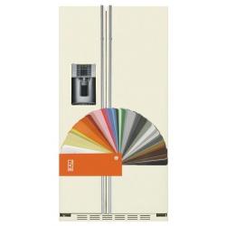 """Side by side IOMABE Exclusive """"V"""" Series ORE30VGF7RAL, clasa A+, 686 l, No Frost, culoare RAL la alegere"""