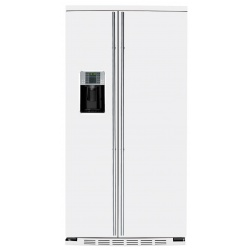 """Side by side IOMABE Exclusive """"V"""" Series ORE30VGF70, clasa A+, 686 l, No Frost, inox"""