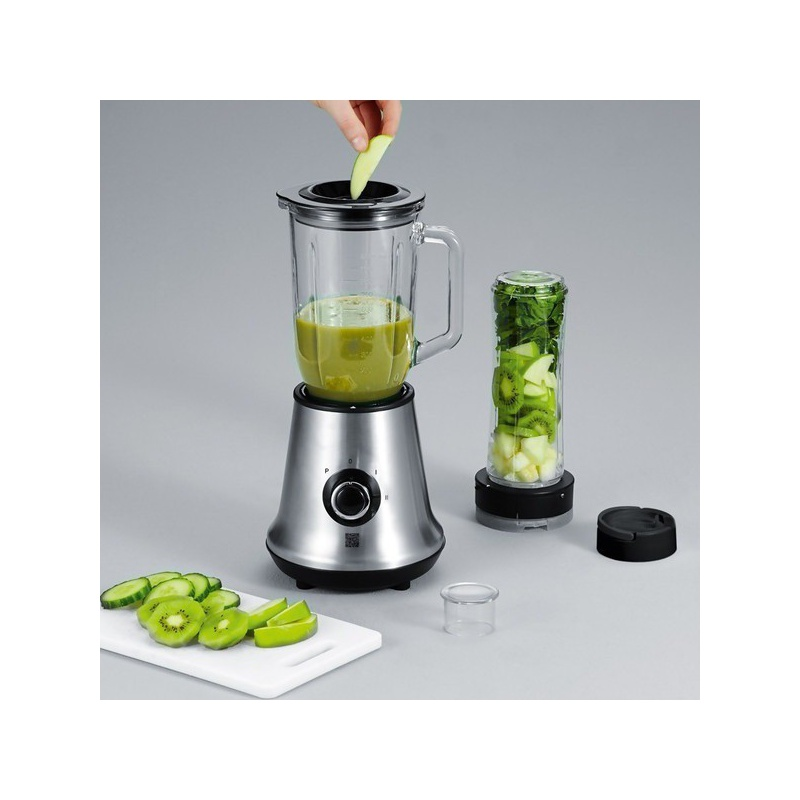 Blender+Smoothie Mix&Go Severin SM3737