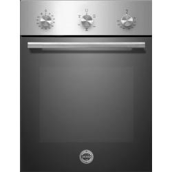 Cuptor incorporabil Ardesia HSN060X, 45cm, 45l, cuptor electric multifunctional, grill electric, inox
