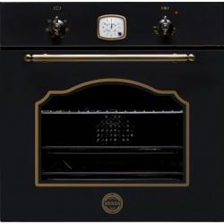 Cuptor incorporabil Ardesia OBC0609B, 60cm, 65l, cuptor electric multifunctional, grill electric, negru
