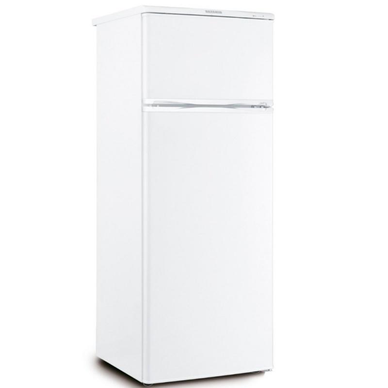 Combina frigorifica Severin KS9760,Clasa de eficiență energetică A +,alb