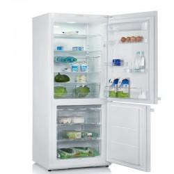 Combina frigorifica Severin KS9782,A +++ , 185 cm in inaltime , 147 kWh , an , 214 litru frigider , congelator 88 l , alb