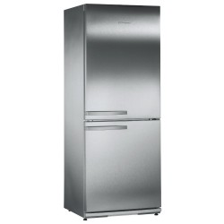 Combina frigorifica Severin KS9873,A ++,176 cm inaltime,188 kWh /an ,frigider 191 l/congelator 88 l,argintiu
