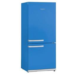 Combina frigorifica Severin KS9898,A ++,164 kWh /an,congelator 54 l /frigider 173 l,albastru
