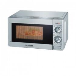Cuptor cu microunde Severin MW 7879,700W,20L,grill,otel inoxidabil