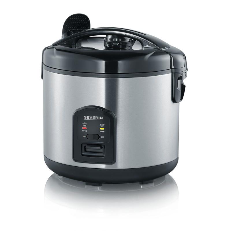 Aparat pentru preparare orez cu functie de gatire prin aburi Severin RK 2425,650W ,3 L,