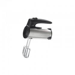 Mixer de mana Steba HM 2,300w,8 viteze,otel inoxidabil/negru