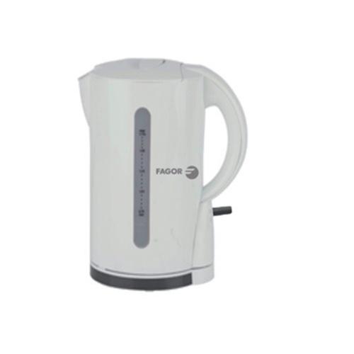 Fierbator apa Fagor TK-517, 2200 W, 1.7 litri, Alb