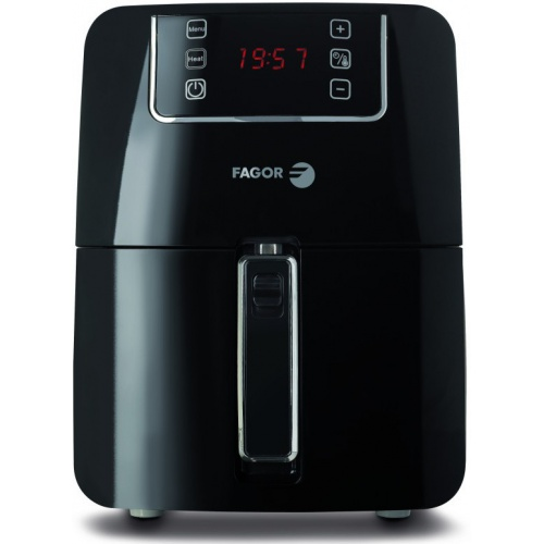 Friteusa Fagor AF-600EC,1300 W, 2.2 litri, Negru