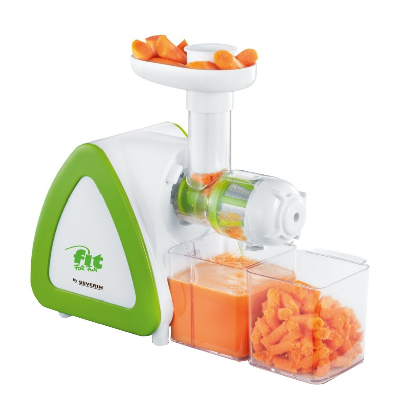 Storcator de fructe Severin 3567,150W,950ml,alb/verde