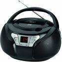 Radio stereo cu CD player AEG SR 4365 CD black