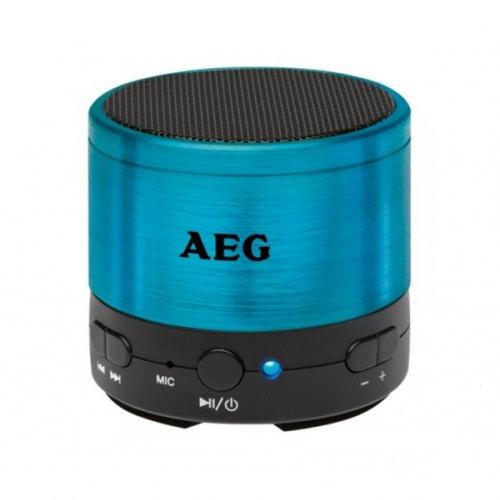 Boxa portabila AEG BSS 4826 blue