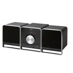 Radio stereo cu cd, AEG MC 4459, Black