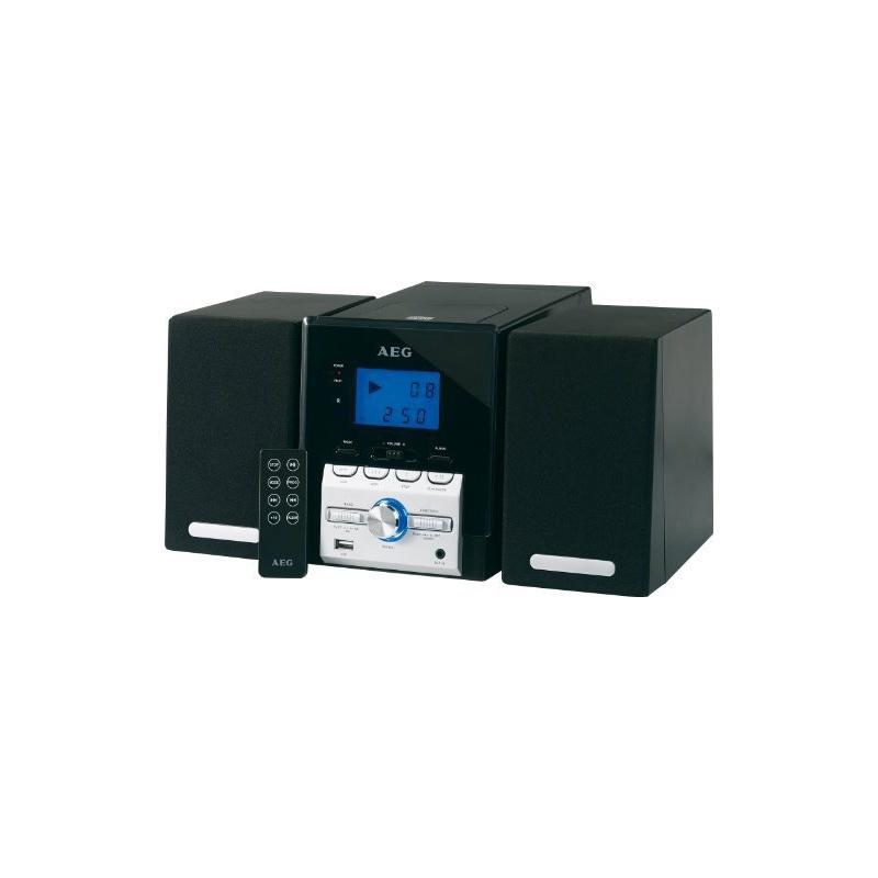 Sistem audio AEG MC 4443 negru