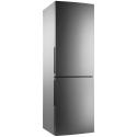 Combina frigorifica Haier CFE633CSE, Clasa A+, 310 litri, H 189 cm, Argintiu