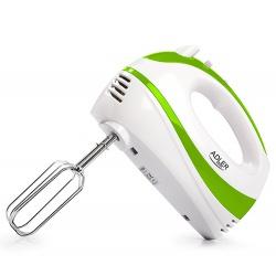Mixer ADLER AD 4205 Green , Putere:300w, 5 viteze + TURBO