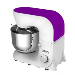 Mixer cu bol Camry CR 4211 violet, Putere 900w, Capacitate 4,3L