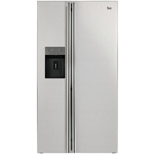 Combina frigorifica Side by side Teka NFE 900 X, 4 usi, A+, 540 l, inaltime 182.5 cm, Inox
