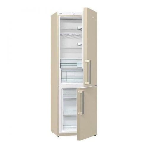Combina frigorifica Gorenje RK6192EC, FrostLess, 326 l, Clasa A++, H 185 cm, Crem