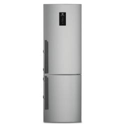 Combina frigorifica Electrolux EN3452JOW, 318 l, Clasa A+, No Frost, H 185 cm, Alb