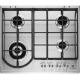 Plita incorporabila Electrolux EGH6243BOX, gaz, 4 arzatoare, 60 cm, Aprindere electrica, Inox