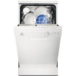 Masina de spalat vase Electrolux ESF4202LOW, 9 seturi, 5 programe, Clasa A+, 45 cm, LED, Alb