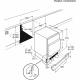 Frigider incorporabil Electrolux ERN1300AOW,130 l, H 82, Clasa A+, Alb